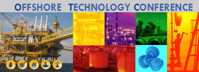 Offshore Technology Conference Banner