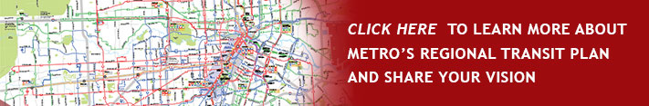 Learn more about METRO's Regional Transit Plan