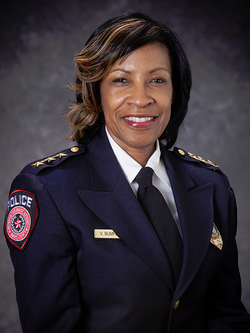 Vera Bumpers, Chief of METRO Police
